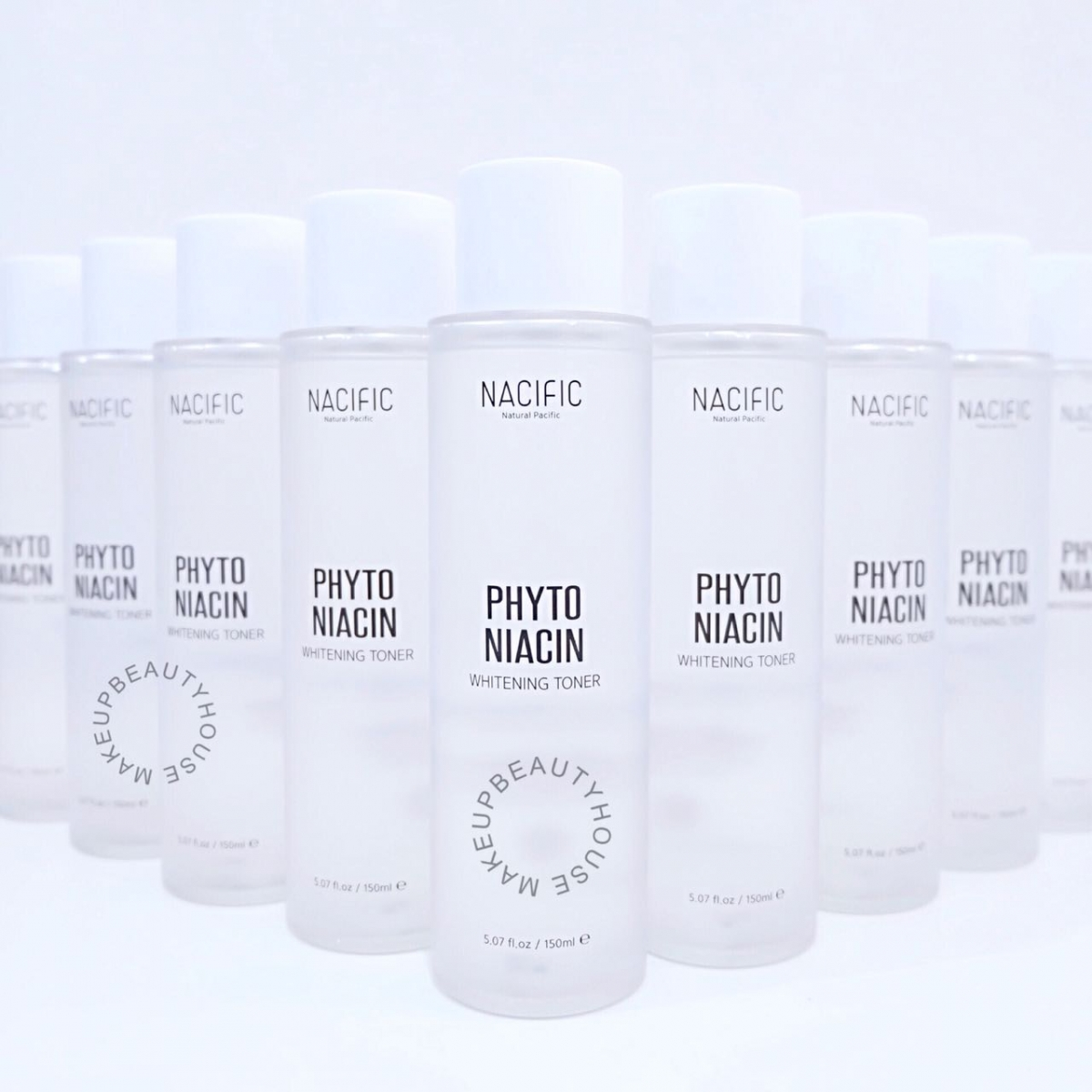 NACIFIC (Natural Pacific). Phyto Niacin Whitening Toner