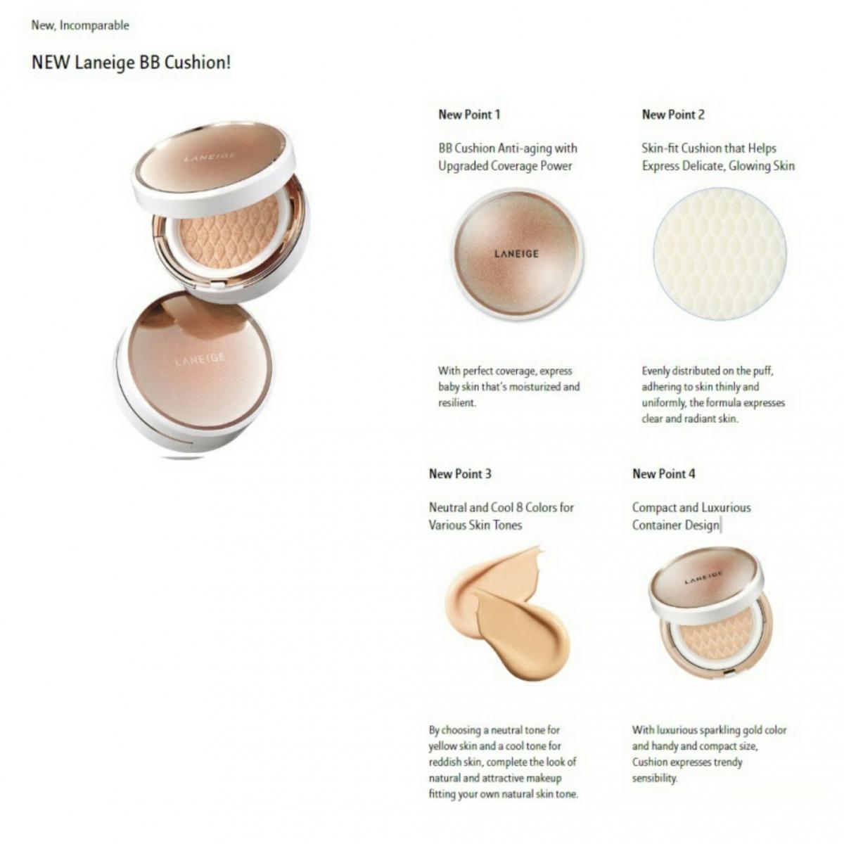 Bb Cushion Anti Aging Spf 50 Pa Makeup Beauty House