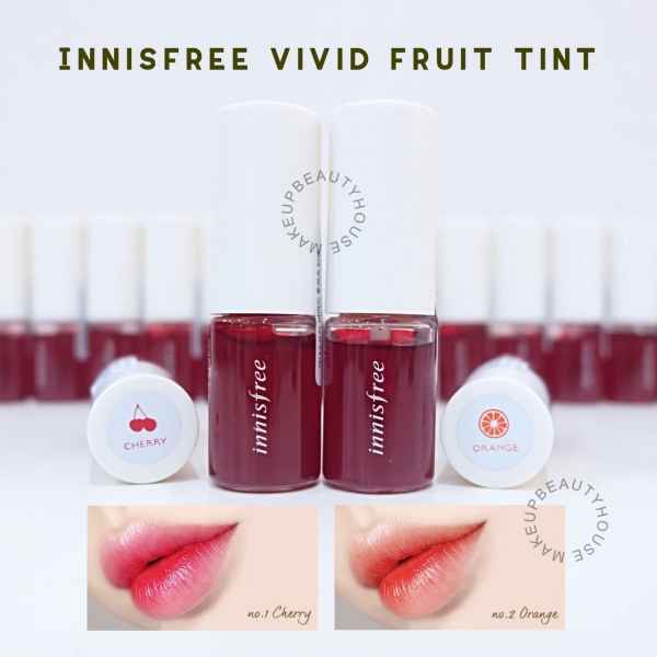 INNISFREE Eco (Vivid) Fruit Tint