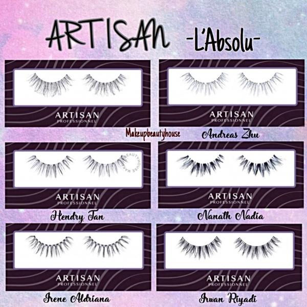 ARTISAN LASH / RTSY Eyelashes - L'ABSOLU