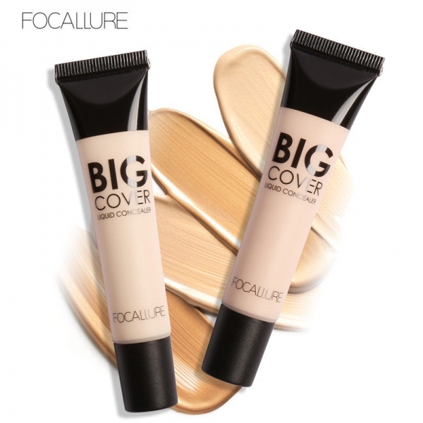 (FA31) Big Cover Liquid Concealer 24g [BPOM]