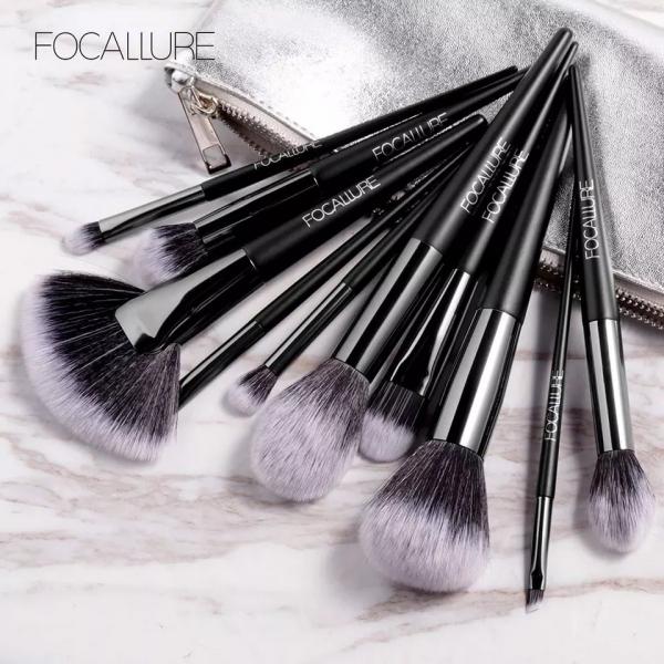(FA70) 6pcs Makeup Brush Set (No Bag)