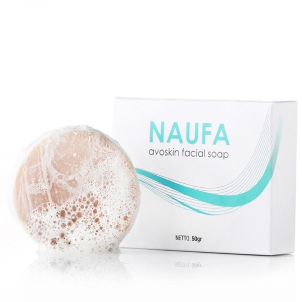 Naufa Pure Olive Oil Bar Soap 50gr