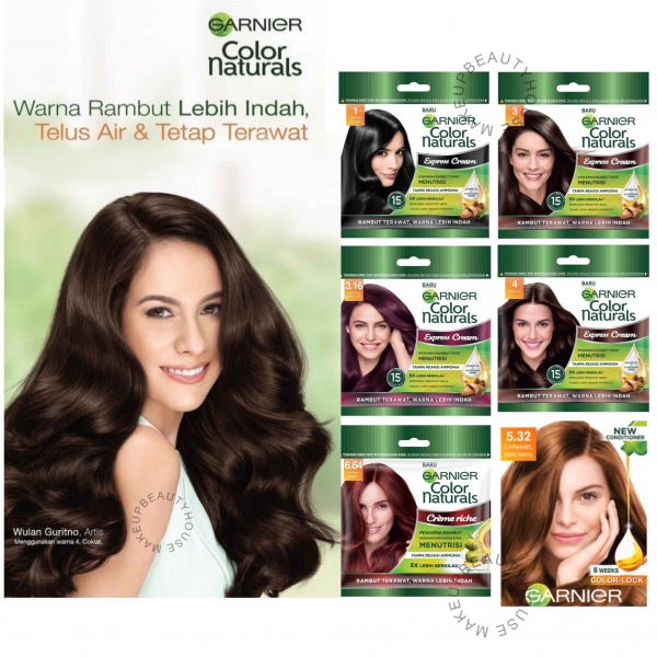 GARNIER Color Natural Ultra & Natural Sachet