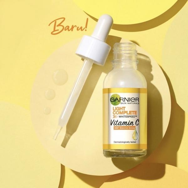 Light Complete Vitamin C 30x Booster Serum 30ml