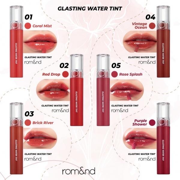 [BPOM] Glasting Water Tint