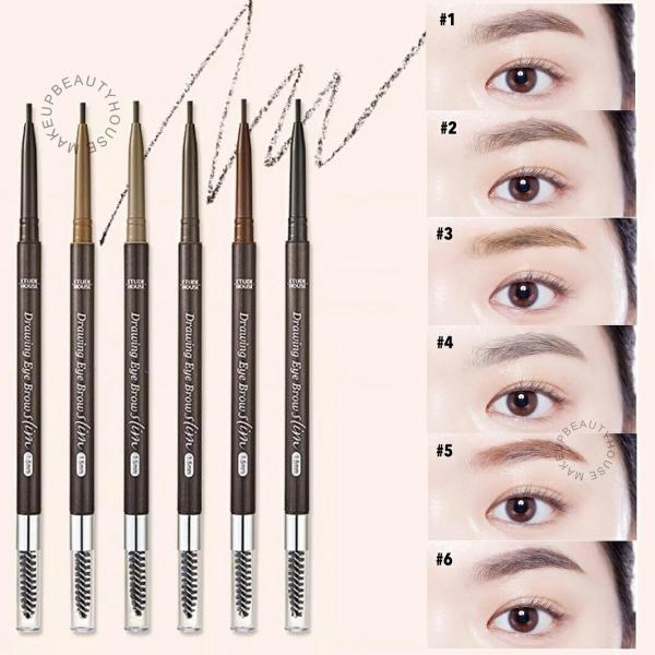 Drawing Eyebrow Slim