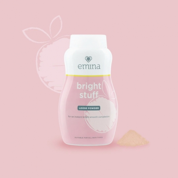 EMINA Bright Stuff Loose Powder 55g