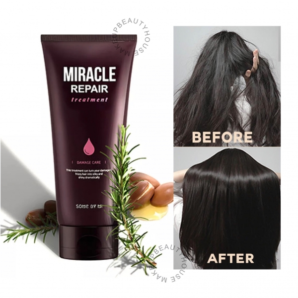Miracle Hair Repair Treatment
