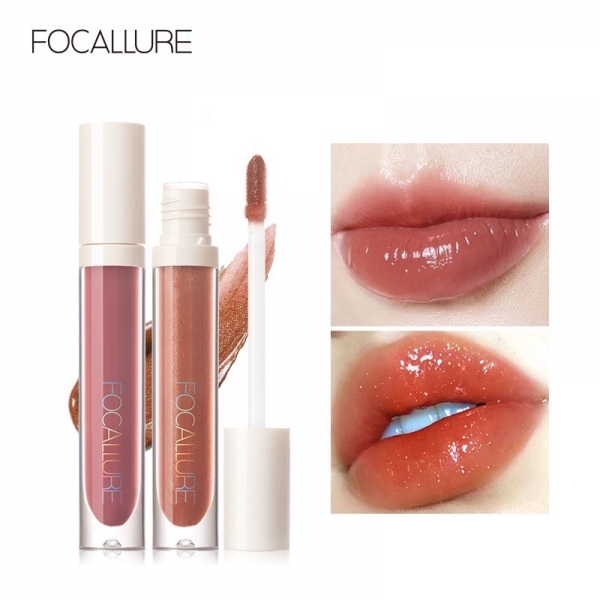 FOCALLURE FA153 PlumMax Lip Gloss / High Shine Lip Glow