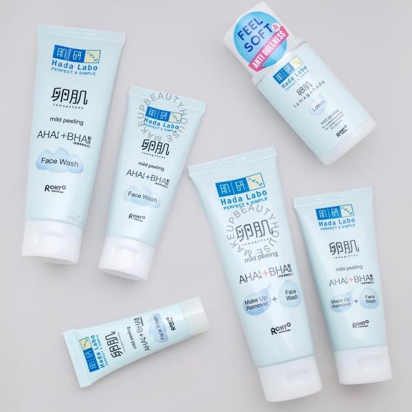 Tamagohada Mild Peeling Face Wash / Face Wash & Remover (50gr / 100gr)