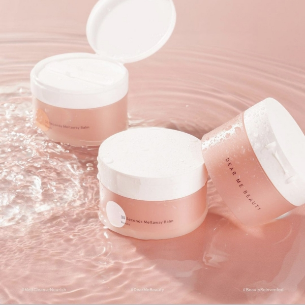 30 Seconds Meltaway Cleansing Balm Peach 100g
