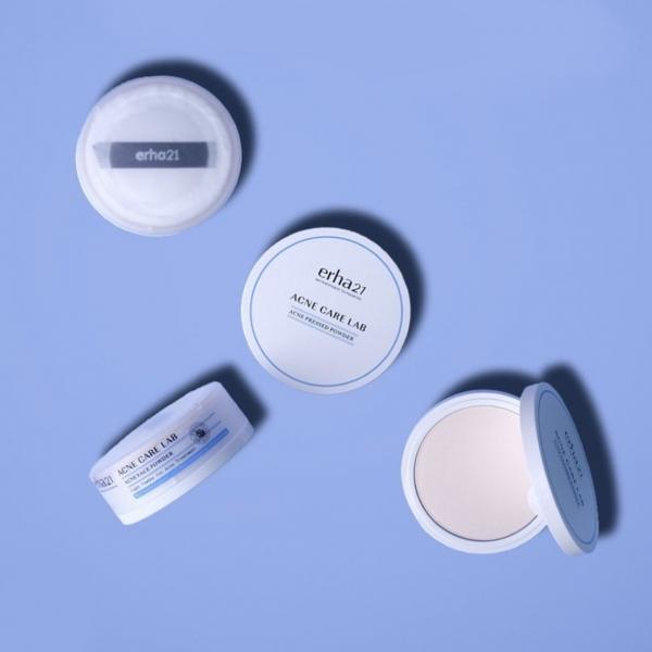 Acne Care Lab Face Powder / Pressed Powder - Bedak Tabur / Padat Kulit Jerawat