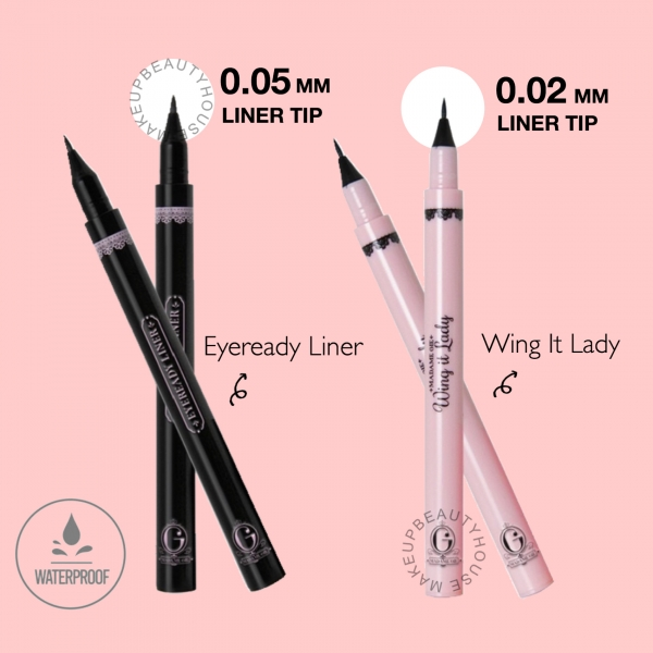 Wing It Lady / Eyeready Liner Eyeliner Pen