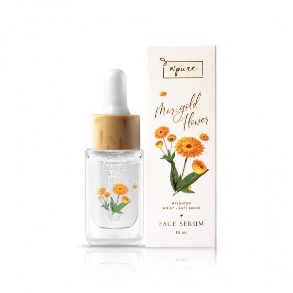 Marigold Series (Anti Aging) [Toner   Face Wash   Serum   Eye Power Serum]