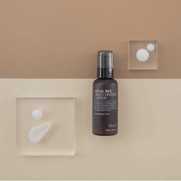 Snail Bee High Content Lotion 120ml [BPOM]