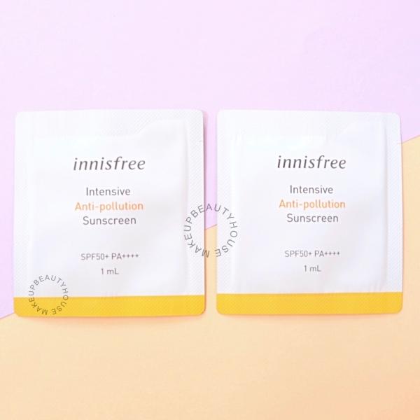Intensive Anti Polution Sunscreen 1ml (Sachet)