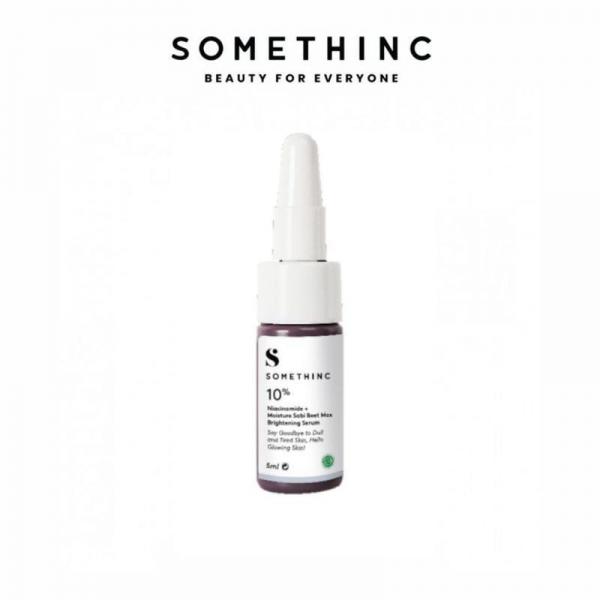 SOMETHINC 10% Niacinamide + Moisture Sabi Beet Brightening Serum 5ml - Niaci10% SAMPLE
