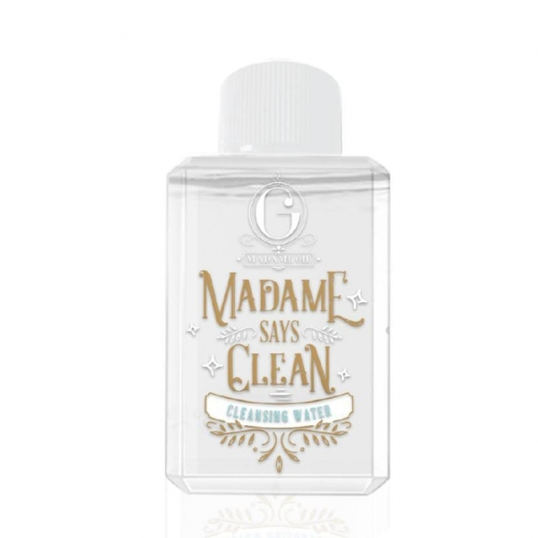 Madame Says Clean Cleansing Water 80ml