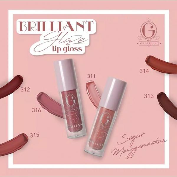 Brilliant Glaze Lip Liquide - Lip Gloss