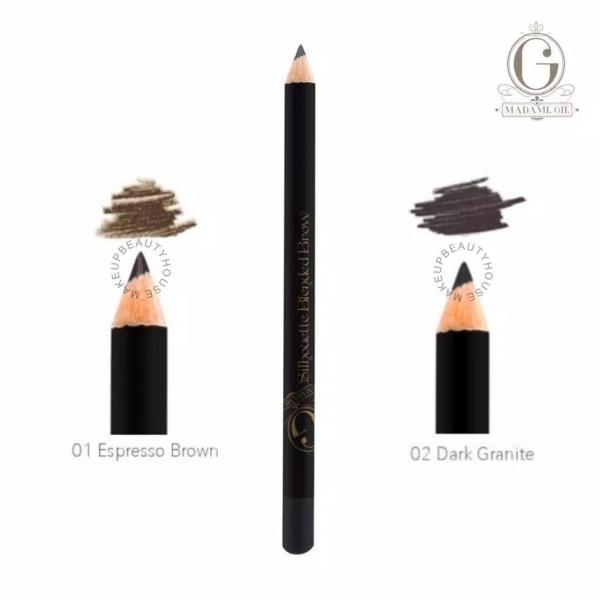 Silhouette Blended Brow - Pensil Alis