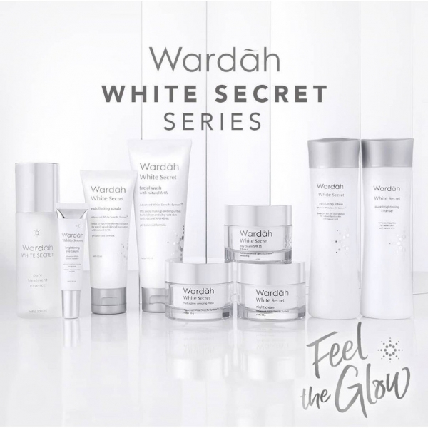 White Secret Series ( Day/ Night/ Eye C ream/ Essence/ Facial Wash/ Exfoliating/ Mask)