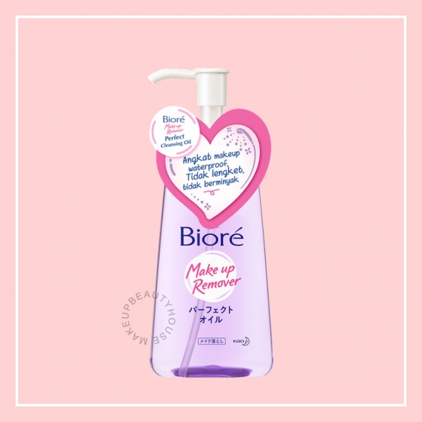 BIORE Make Up Remover Cleansing Oil 150 ml