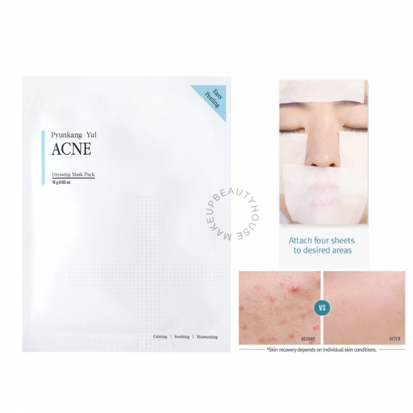 PYUNKANG YUL [BPOM] Acne Dressing Mask Pack (1 ea)