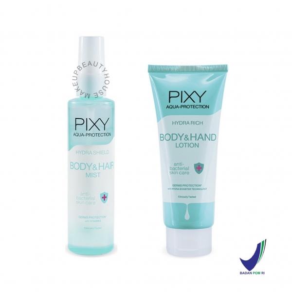 Aqua Protection Hydra Shield Body & Hair Mist 100ml | Hydra Rich Body & Hand Lotion 80gr