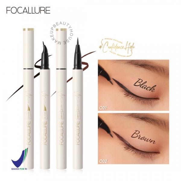 FOCALLURE (FA200) Lasting Waterproof Liquid Eyeliner
