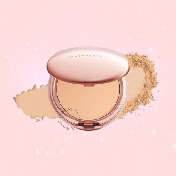 WARDAH Instaperfect Matte Fit Powder Foundation 13g