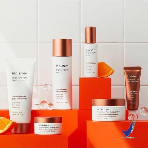 Brightening Pore Series (Sleeping Mask/ Serum/ Cream/ Skin/ Spot Treatment)