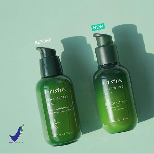 INNISFREE [BPOM] Green Tea Seed Serum 80ml