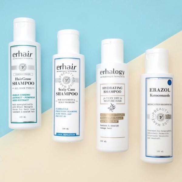 Shampoo Series (Hairgrow / Scalp Care / Hydrating / Erazol/ Restore / Restoring Hair Moisturiz)