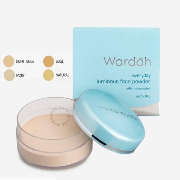 WARDAH Everyday Luminous Face Powder 30g