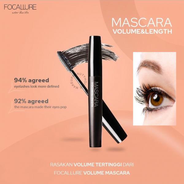 FA11 Mascara Volume and Lenght Original (BPOM)